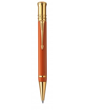 Шариковая ручка Parker Duofold Historical Colors International K74 Big Red GT