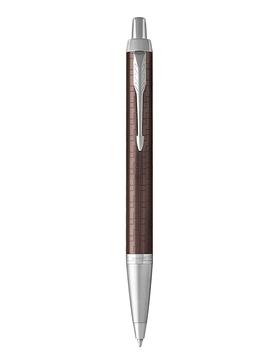 Шариковая ручка Parker IM Premium K222, цвет: Brown, стержень: Мblue