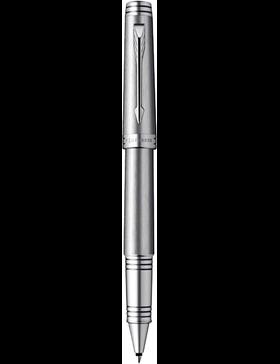 Ручка-роллер Parker Premier Monochrome, стержень: Fblack