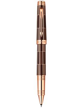 Ручка-роллер Parker Premier Luxury Brown PGT