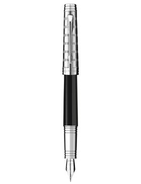 Перьевая ручка Parker Premier Custom F561, цвет: Tartan ST, перо: F, перо: золото 18К