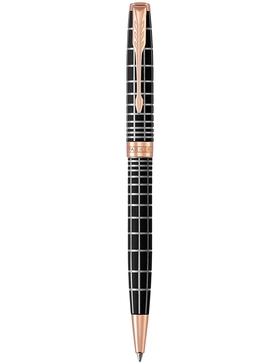 Шариковая ручка Parker Sonnet , Chiselled Brown PGT