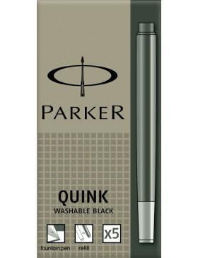 Картридж с чернилами для перьевой ручки Z11, упаковка из 5 шт., цвет: Black