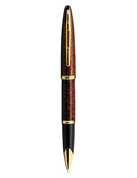 Ручка-роллер Waterman Carene Marine Amber GT
