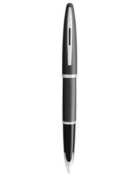 Перьевая ручка Waterman Carene Charcoal Grey ST