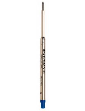 Стержень стандартный для шариковой ручки Waterman M, цвет: синий