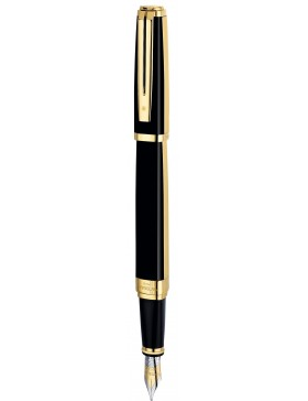 ПЕРЬЕВАЯ РУЧКА WATERMAN (ВАТЕРМАН) EXCEPTION NIGHT & DAY GOLD GT M