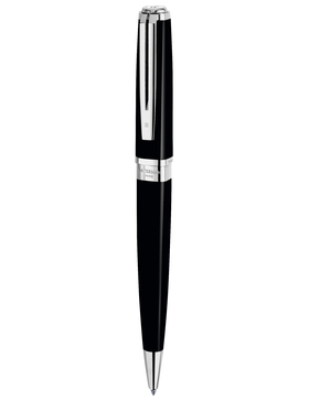 Шариковая ручка Waterman Exception Slim Black ST