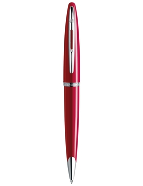 Шариковая ручка Waterman Carene Glossy Red Lacquer ST