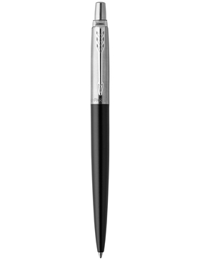 Шариковая ручка Parker Jotter Essential, Satin Black CT